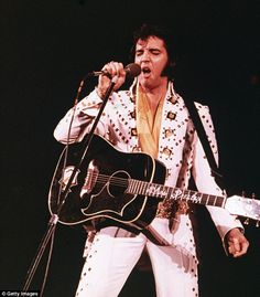 """Elvis Presley was an American singer and actor. Regarded as one of the most significant cultural icons of the 20th century, he is often referred to as """"the King of Rock and Roll"""", or simply, """"the King""""."""