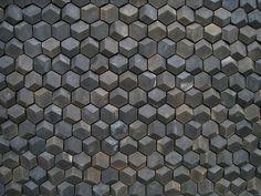 I love Olafur Eliasson's hexagonal bricks!