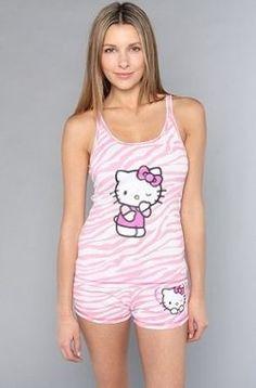 Cheap Hello Kitty Pyjamas!