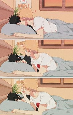 I don't really ship naruto and Sasuke but their photos r cute