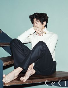 Sung Joon - Ceci Magazine November Issue '14