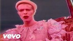 David Bowie - Ashes To Ashes - YouTube