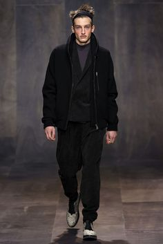 Damir Doma Fall 2013 Menswear - Collection - Gallery - Style.com