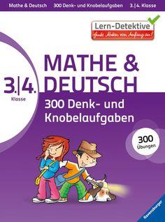 Denk- und Knobelaufgaben 3./4. Klasse, £6.95 Activity Books, Book Activities, Family Guy, Children, Math Resources, First Class, Studying, Young Children, Kids