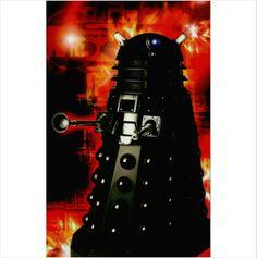 Postcard ~ DR Who - Time & Space - Dalek Sec new on eBid United Kingdom