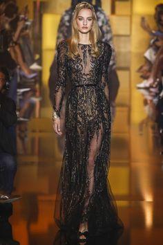 ELIE SAAB   Couture Herfst 2015