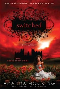 The Trylle Trilogy by Amanda Hocking are amazing!