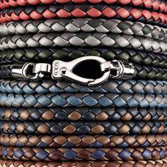 Tod's Leather Bracelets