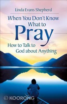 Product: When You Don't Know What To Pray Image