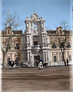 PALACIO DE SAN TELMO. 1897