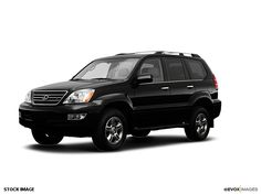 Lexus GX what we have now...in black with cream interior
