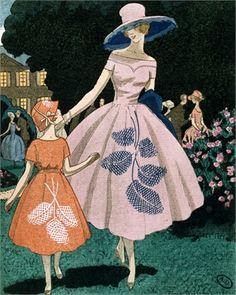 Illustrazione, 1920 JEANNE LANVIN