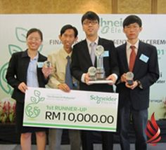 Latest News: Integrated Energy Saving System impresses at Schneider Electric University Challenge 2011 University Challenge, Energy Efficiency, Save Energy, Integrity, Commercial, Electric, Students, Challenges, Place Card Holders