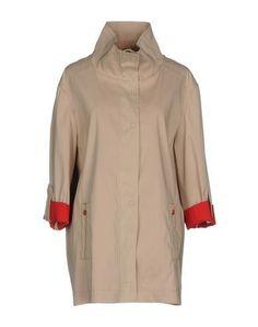 VIOLANTI Women's Overcoat Beige 12 US