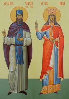 Byzantine Art, Orthodox Icons, Christian Art, Christianity, Saints, Nursing, Medical, Painting, Female