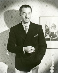 The Cinematic Sophistication of William Powell