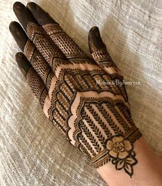 Tribal Henna Designs, Indian Henna Designs, Latest Arabic Mehndi Designs, Henna Tattoo Designs Arm, Back Hand Mehndi Designs, Mehndi Designs Book, Mehndi Designs 2018, Modern Mehndi Designs, Mehndi Designs For Girls