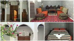 Jedno z najlepších ubytovaní v Rabate, kde som strávil prvé dve noci pred cestou…
