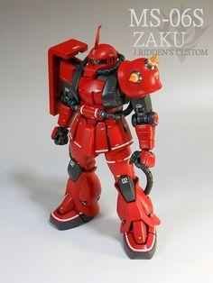MS-06S Zaku II Johnny Ridden Custom