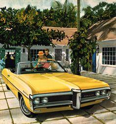 1968 Pontiac Catalina Convertible