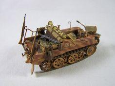 German Sd.Kfz. 2 Kettenkraftrad
