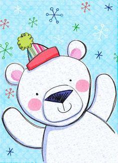 looks like lovey Christmas Clipart, Noel Christmas, Vintage Christmas, Christmas Crafts, Christmas Decorations, Illustration Noel, Winter Illustration, Illustrations, Diy Calendar