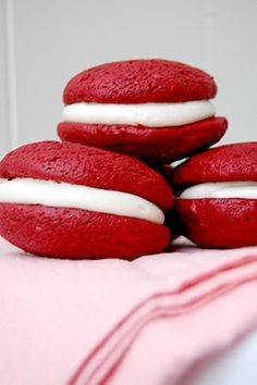 House 344: Where We Learned to Live, Love, and Cook: The Month of Love...Let's Make Whoopie...Pies that is.