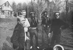 """thefoolonthehill67: """"Levon Helm with Muddy Waters and friends """""""