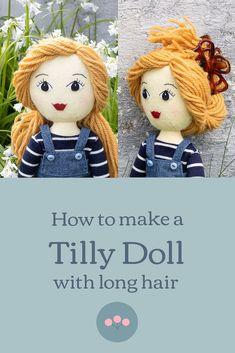 Diy Rag Dolls, Yarn Dolls, Sock Dolls, Sewing Dolls, Felt Dolls, Fabric Dolls, Plush Dolls, Paper Dolls, Crochet Dolls