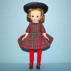 1959-Betsy-McCall-Doll-in-Holiday-Outfit-Blond-8-Inch-American-Character
