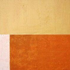 Oil Pastels Featured Images - Topaz Pink Orange  by Michelle Calkins