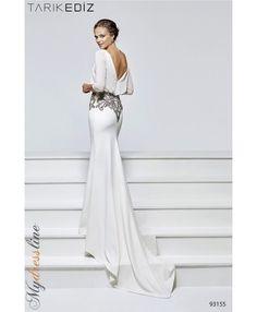Tarik Ediz 93155 Dress - Mydressline.com