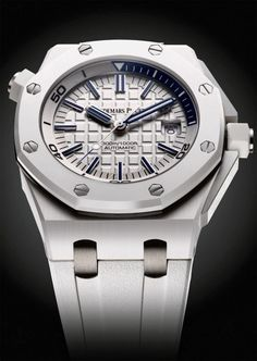 Audemars Piguet Royal Oak Offshore Diver White Ceramic