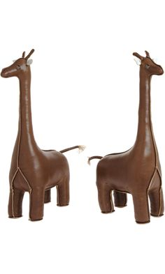 Zuny Giraffe Bookends   Barneys New York