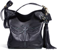 2810c8a00d Anna Sui Brings Her Signature Style to Coach's Duffle Bag - Coco's Tea Party
