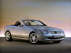 Mercedes-Benz SLK 230 Final Edition (R170) '2003