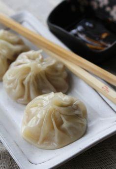 Xiao Long Bao - Shanghai Soup Dumplings
