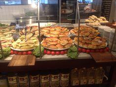 Broodbuffet #laplace #nijmegen #vol