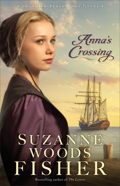 Book One in the new Amish Beginnings.  Just bought this book.  So excited to read #AnnasCrossing