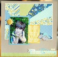 A Project by Momma_Paparazzi from our Scrapbooking Gallery originally submitted 05/29/13 at 01:56 PM