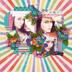 Sweet Shoppe Designs::Digital Scrap Kits::Teen Scene by Digilicious Design & Melissa Bennett