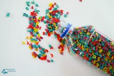 Letter Recognition Activities with ABC Bottle
