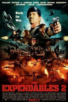 The Expendables 2 (2012) HD Dual Audio Hindi + English Movie Free Download, Firstmask.com.