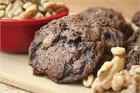Craving chocolate and nuts? You have found the solution in this cookie