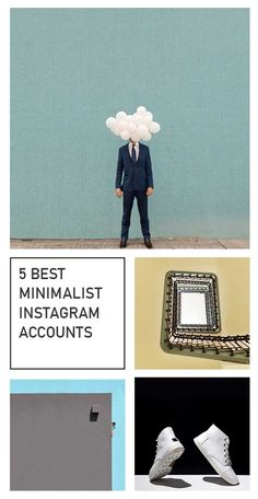 Here at totallee, we love all things minimal. And where better to get our minimalist fix than Instagram?