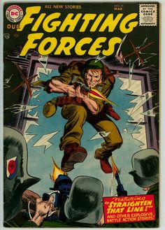 Our Fighting Forces 19 (VG 4.0)