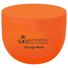 This mask rich with orange extracts and anti-oxidants when applied to skin, brightens it by making it free of radicals. Moreover the Vitamin-C extracts refines the pores and leaves the skin radiant.