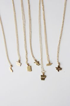 Little States – Fifth & Mae Need KS, AK, & TX all on one chain!