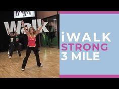 iWalk Strong 3 Mile Walk (Walk at Home) - leslie sansone Easy Workouts, At Home Workouts, Elliptical Workouts, Butt Workouts, Walking Videos, Leslie Sansone, Strength Training Workouts, Race Training, Training Equipment