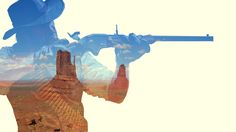 Red Dead Redemption (Double exposure) by CptDopeY on DeviantArt Xbox, Playstation, Red Dead Redemption Game, Wild West Games, Read Dead, Pip Boy, Double Exposure Photography, Gaming, Sport Cars